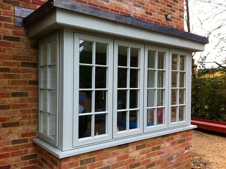 Evolution storm and flush windows quotes for Box bay windows for sale